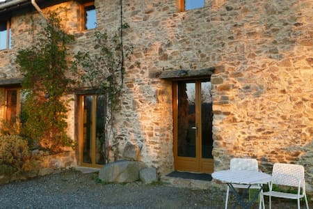 Le Douvet Chambre d' hote 2 pers. - Bed & Breakfast