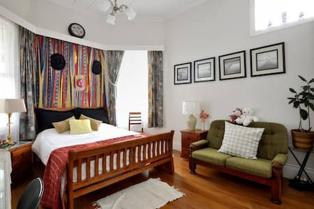 Epsom Villa,  Queen-sized bed room - Villa