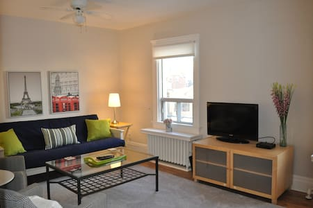 Spacious 1 Bdrm Midtown Appt
