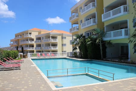 Curacao Blue Bay Golf Resort seaview The Hill Pool - Apartmen