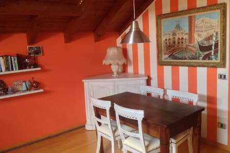 Cosy apartment in a great location - Leilighet