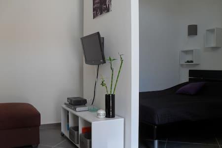 Joli appart' maison typique Corse - Casaglione