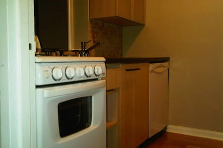 Great Furnished 1 Bedroom Apt a Block to Metro - Apartment