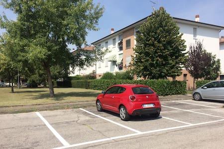 Appartamento confortevole vicino a Ferrara - San Venanzio - Apartment