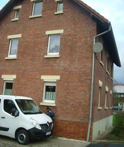 Ferienwohnung in Thüringen - Unterwellenborn - Appartement