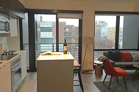 Modern aparment in the heart of DC