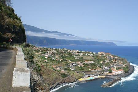 Breathtaking view in Madeira - Ponta Delgada - House
