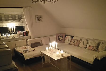 Cosy little Apartment room for Backpackers - Ganze Etage