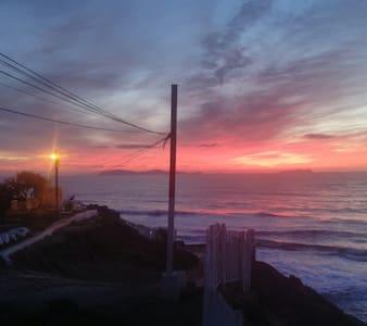 Beautiful Seaside Vacation Studio - Tijuana - Hus