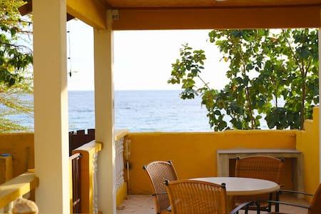 Sunny family friendly Beach-house - Willemstad - Casa
