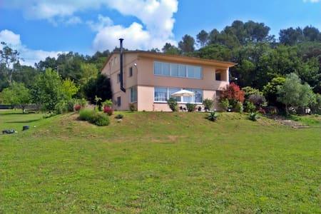 Allotjament turístic al mig  parc natural Banyoles - Casa