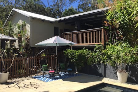 Peaceful Noosa hinterland retreat - Eumundi - House