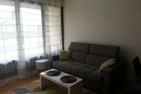 Appartement au calme proche Paris - Appartement