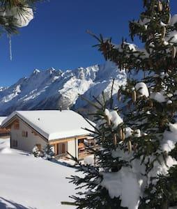 Ski in Ski out! Luxury Ski Chalet - Wiler