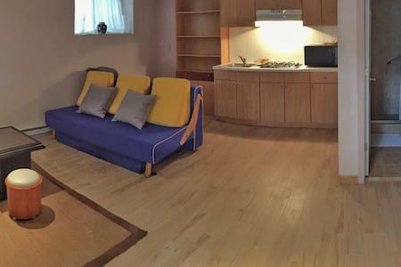 Cozy & Convenient Studio Apartment - Apartamento