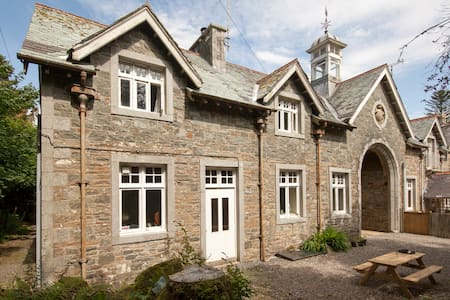 Courtyard Cottage, Knockbrex Stables - Borgue