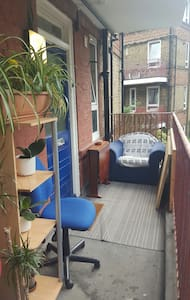 Bright single room london bridge - Apartment