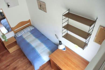 Habitación individual céntrica. - Apartment