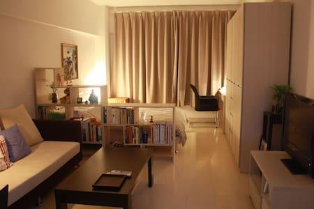 温馨单身公寓 apartment in central of amoy - 厦门 - Apartamento