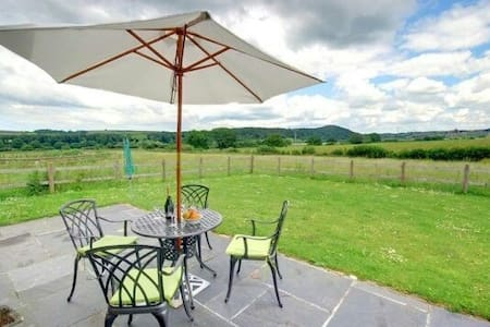 Meadow View Cottage, North Devon - Umberleigh - Casa