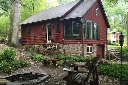 Cozy Cabin in Cozy Lake - Jefferson - Cabane