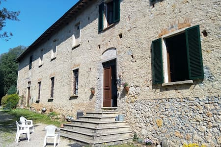 Apartment in a Tuscan farmhouse - Maggiano