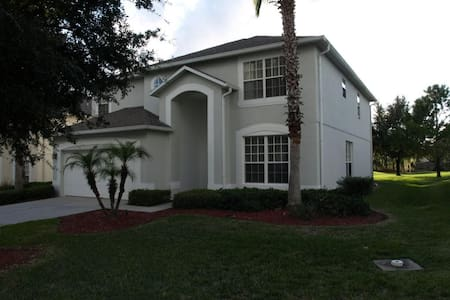 MagnificentVilla WITH Golf View - Haines City - Other