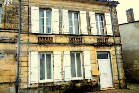 Maison de 210 m² au cœur du médoc - Saint-Estèphe - Hus