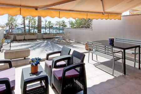 Sunny apartment with sea views - Palma de Mallorca - Appartamento