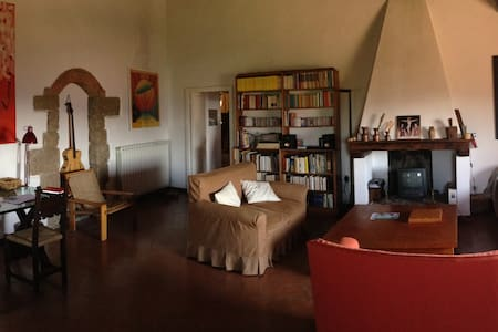 L'ETRUSCO, HISTORY,COMFORT,ELEGANCE - Mensano - Maison