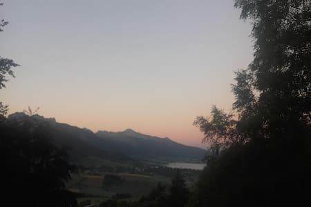 Vercors : Gite L'Hysope , belle vue et forêt! - Lans-en-Vercors