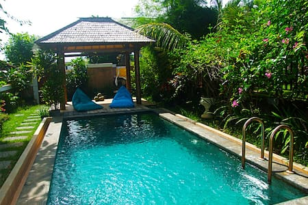 Villa in quiet area with pool and ocean view 3 - Villa