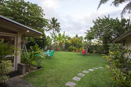 Beautiful Beach Home with Excellent Hosts - Kailua - Daire