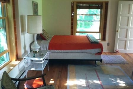 Country Cabin on a Stream Sleeps 2/3 - Saugerties - Blockhütte