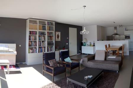 Apartment in het Lloydkwartier - Wohnung