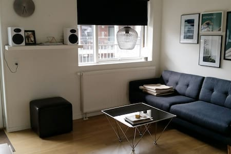 Nice and modern apartment  1 min. from metro - Frederiksberg - Apartment