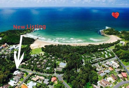 Private Luxury- Diggers Beach - Rumah