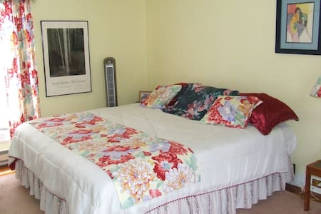 Charming King Size Bedroom for Two! - Egyéb