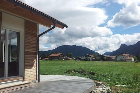 Ferienhaus in den Ammergauer Alpen - Unterammergau