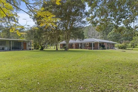 Beautiful family home on 2 acres - Tallebudgera Valley - House