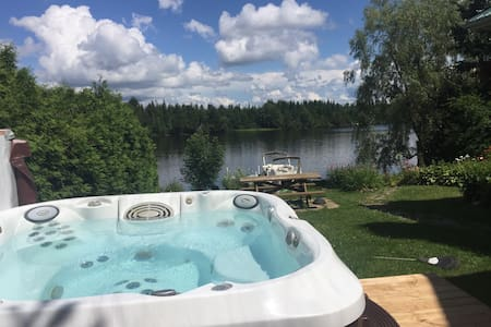 Chalet Lac Louise - Weedon - Cabin