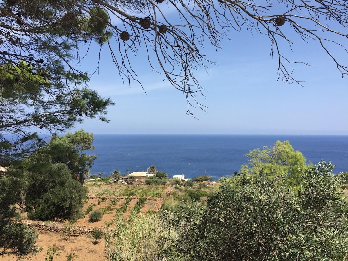 Rent an apartment in Pantelleria cheap