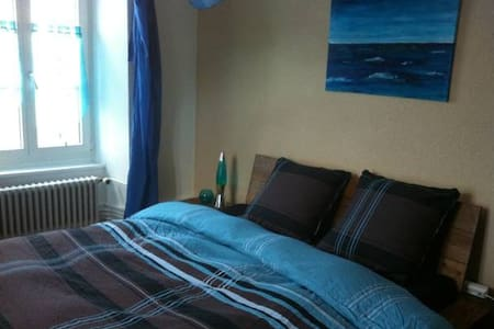 Chez Epicure-petite chambre double - Bed & Breakfast