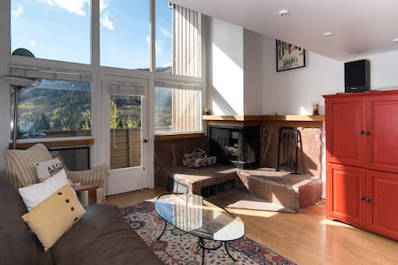 VAIL - EXPANSIVE SLOPE VIEW - CONDO - Appartement