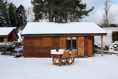 chalets  3 nuit minimum - Aydat - Natur lodge