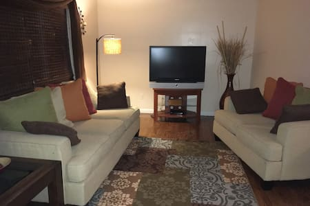 Cozy and clean 2 bedroom  condo - Apartamento