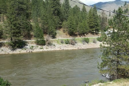 Payette River up close... - Apartamento