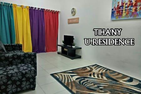 New Homestay - Tihany U residence - Teronoh