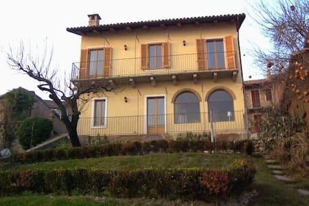 Albaluna, a cottage on Langhe hills - House