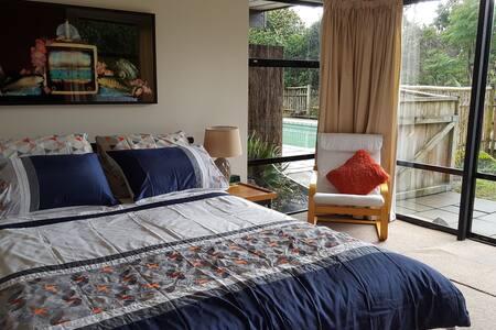 Tuparipari Riverbank Retreat - Whanganui - Appartamento